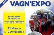Vagn'Expo Salon de Printemps à Vagney 88120 Vagney du 31-03-2017 à 14:00 au 02-04-2017 à 18:00