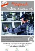 Visite MetaFensch à Uckange 57270 Uckange du 03-03-2017 à 13:00 au 03-03-2017 à 15:00