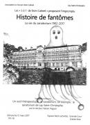 Spectacle Histoire de Fantômes Lay-Saint-Christophe 54690 Lay-Saint-Christophe du 12-03-2017 à 16:00 au 12-03-2017 à 18:00
