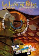 Le Livre en Fêtes à Villerupt 17ème édition 54190 Villerupt du 28-03-2017 à 20:30 au 02-04-2017 à 18:00