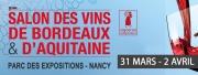 Salon des Vins Nancy Vignerons Indépendants 54500 Vandoeuvre-lès-Nancy du 31-03-2017 à 15:00 au 02-04-2017 à 18:00