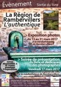 Région Rambervillers l'Authentique à Rambervillers 88700 Rambervillers du 14-03-2017 à 13:00 au 31-03-2017 à 18:00