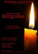 Concert Ensemble Leszczynski à Essey-lès-Nancy 54270 Essey-lès-Nancy du 08-04-2017 à 20:45 au 08-04-2017 à 22:15