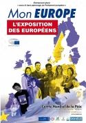 Exposition Mon Europe au Centre Mondial de la Paix Verdun