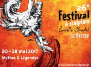 Festival de Sculpture La Bresse Camille Claudel 88250 La Bresse du 20-05-2017 à 09:00 au 28-05-2017 à 18:00