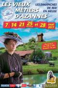 Vieux Métiers Azannes : Dimanches de Mai en Meuse 55150 Azannes-et-Soumazannes du 07-05-2017 à 10:00 au 28-05-2017 à 18:00