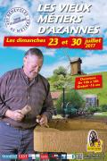 Vieux Métiers Azannes : Les Estivales  55150 Azannes-et-Soumazannes du 23-07-2017 à 10:00 au 30-07-2017 à 18:00