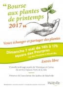 Bourse aux Plantes de Printemps à Maxéville 54320 Maxéville du 07-05-2017 à 14:00 au 07-05-2017 à 18:00