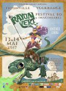 Festival BD Le Rayon Vert à Thionville 57100 Thionville du 12-05-2017 à 19:30 au 14-05-2017 à 18:00
