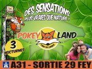 Parc de Loisirs Pokeyland Saison 2017 et Nouveautés 57420 Féy du 08-04-2017 à 10:30 au 31-10-2017 à 22:00