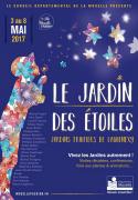 Le Jardin des Etoiles Jardins Fruitiers Laquenexy 57530 Laquenexy du 03-05-2017 à 10:00 au 08-05-2017 à 18:00