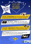 Nuit des Musées à la Citadelle de Montmédy 55600 Montmédy du 20-05-2017 à 18:00 au 20-05-2017 à 21:30