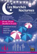 Marchés Nocturnes Rendez-Vous Chez Stan à Contrexéville 88140 Contrexéville du 26-05-2017 à 17:00 au 25-08-2017 à 22:00