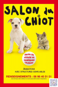 Salon du Chiot Nancy Hippodrome Brabois 54500 Vandoeuvre-lès-Nancy du 13-05-2017 à 10:00 au 14-05-2017 à 18:30