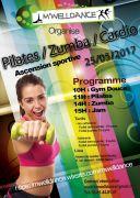 Pilates Zumba Cardio à Nancy 54000 Nancy du 25-05-2017 à 10:00 au 25-05-2017 à 16:00