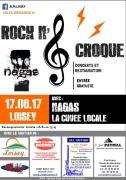 Soirée Rock n' Croque à Loisey 55000 Loisey-Culey du 17-06-2017 à 19:30 au 18-06-2017 à 02:00