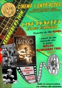 Ciné-Concert Django Reinhardt à Vagney 88120 Vagney du 02-06-2017 à 20:15 au 02-06-2017 à 23:30
