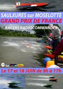 Grand Prix de Modélisme Naval Saulxures sur Moselotte 88290 Saulxures-sur-Moselotte du 17-06-2017 à 09:00 au 18-06-2017 à 17:00
