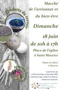 Marché Artisanat Bien-être à Saint-Maurice-Sur-Moselle 88560 Saint-Maurice-sur-Moselle du 18-06-2017 à 10:00 au 18-06-2017 à 17:00