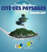 Programme 2017 Cité des Paysages à Sion