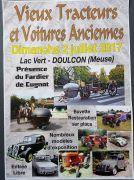 Fête des Vieux Tracteurs et Vieilles Voitures à Doulcon  55110 Doulcon du 02-07-2017 à 09:00 au 02-07-2017 à 19:00
