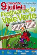 Festival de la Voie Verte Celles-sur-Plaine Pierre-Percée 88110 Celles-sur-Plaine du 09-07-2017 à 10:00 au 09-07-2017 à 21:00
