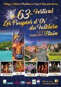 Festival Les Poupées d'Or du Folklore Etain 55400 Étain du 01-07-2017 à 21:00 au 03-07-2017 à 23:00
