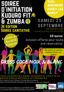 Soirée Zumba Kuduro à Essey-lès-Nancy 54270 Essey-lès-Nancy du 23-09-2017 à 20:30 au 23-09-2017 à 23:00