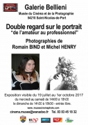 Double Regard sur le Portrait à Saint-Nicolas-de-Port 54210 Saint-Nicolas-de-Port du 19-07-2017 à 14:00 au 01-10-2017 à 18:30