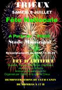 Fête Nationale à Trieux 54750 Trieux du 08-07-2017 à 17:00 au 08-07-2017 à 23:00
