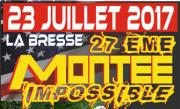 Montée Impossible La Bresse à Moto 88250 La Bresse du 23-07-2017 à 08:00 au 23-07-2017 à 18:00