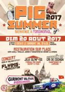 Pig Summer au Girmont-Val D'Ajol 88340 Girmont-Val-d'Ajol du 20-08-2017 à 11:00 au 20-08-2017 à 22:00