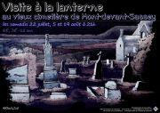 Visites à la Lanterne Cimetière Mont-devant-Sassey 55110 Mont-devant-Sassey du 22-07-2017 à 21:00 au 19-08-2017 à 22:30