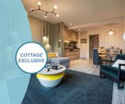 Cottages Exclusive Center Parcs Moselle Lorraine 57790 Hattigny du 19-02-2019 à 09:00 au 21-09-2019 à 22:00