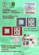 Collection Timbres Tourneurs d'Orgue à Sarreguemines 57200 Sarreguemines du 23-09-2017 à 09:00 au 23-09-2017 à 11:00