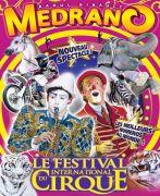 Cirque Medrano à Saint-Dié-des-Vosges 88100 Saint-Dié-des-Vosges du 31-08-2017 à 14:30 au 01-09-2017 à 22:30