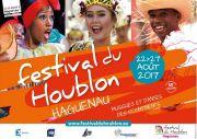 Festival du Houblon à Haguenau 67500 Haguenau  du 22-08-2017 à 17:30 au 27-08-2017 à 23:59