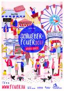 Schueberfouer Luxembourg Fête Foraine Luxembourg du 23-08-2017 à 15:00 au 11-09-2017 à 21:00