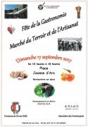 Marché Terroir et Artisanat à Vic-sur-Seille 57630 Vic-sur-Seille du 17-09-2017 à 10:00 au 17-09-2017 à 18:00