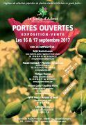 Portes Ouvertes au Jardin d'Adoué Lay Saint-Christophe 54690 Lay-Saint-Christophe du 16-09-2017 à 10:00 au 17-09-2017 à 18:00