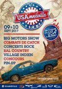 USAmnéville Week-End US à Amnéville 57360 Amnéville du 09-09-2017 à 10:00 au 10-09-2017 à 21:00
