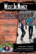 Rentrée Cours West Coast Swing à Nancy 54000 Nancy du 11-09-2017 à 19:00 au 18-09-2017 à 22:00