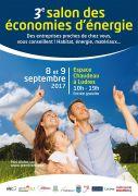 Salon Economies d'Energie à Ludres 54710 Ludres du 08-09-2017 à 10:00 au 09-09-2017 à 19:00