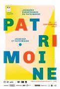 Journées du Patrimoine à Sarreguemines et Alentours 57200 Sarreguemines du 16-09-2017 à 10:00 au 17-09-2017 à 18:00