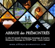 Journées du Patrimoine Abbaye des Prémontrés 54700 Pont-à-Mousson du 17-09-2017 à 10:00 au 17-09-2017 à 18:00