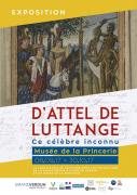Exposition D'Attel de Luttange Musée de la Princerie Verdun