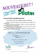 Cours de Pilates à Sainte-Geneviève 54700 Sainte-Geneviève du 12-09-2017 à 21:00 au 30-06-2018 à 22:00