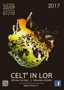 Festival Celtique Celt'In Lor à Frouard et Pompey 54390 Frouard du 22-09-2017 à 18:00 au 01-10-2017 à 18:00