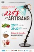 Salon d'Arts en Artisans à Montigny-lès-Metz 57950 Montigny-lès-Metz du 20-10-2017 à 14:00 au 22-10-2017 à 19:00