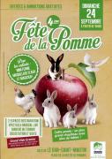 Fête de la Pomme Le Ban-Saint-Martin 57050 Le Ban-Saint-Martin du 24-09-2017 à 10:00 au 24-09-2017 à 18:00